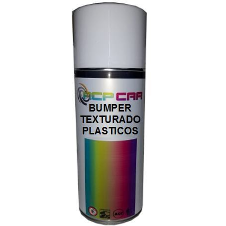 SPRAY PARA  PLASTICOS TEXTURADO 400 ML