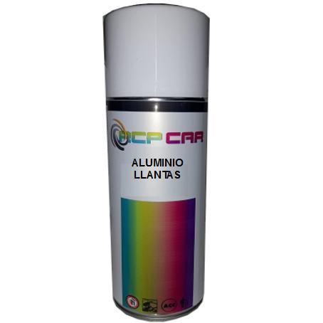 SPRAY ALUMINIO LLANTAS 400 ML