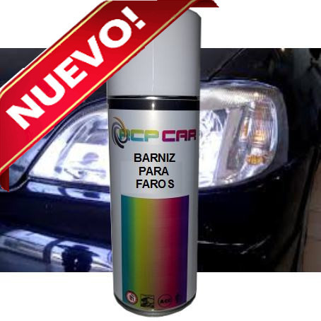 SPRAY BARNIZ PARA FAROS 400 ML